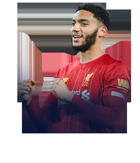 Gomez fifa 2020 profile
