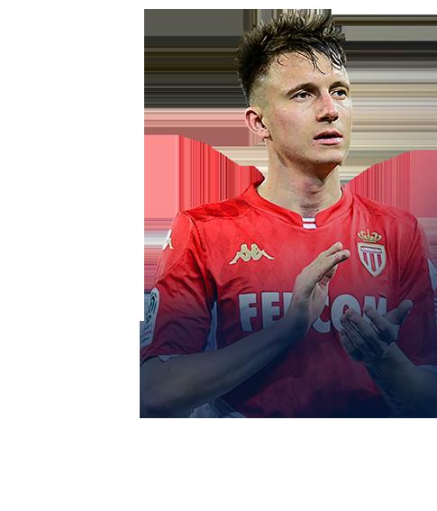 Alexandr Golovin fifa 20