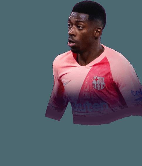 Ousmane Dembélé fifa 19