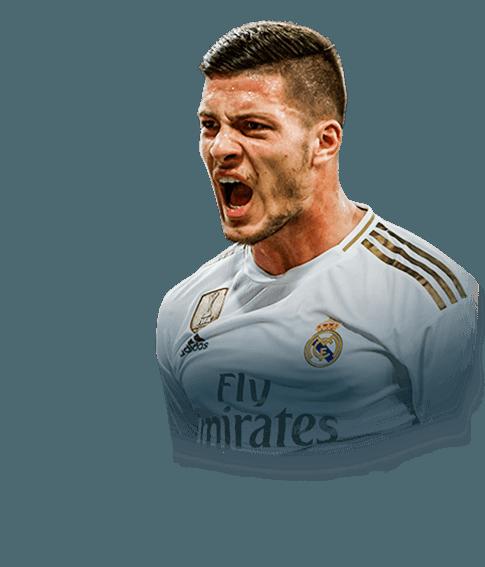 Luka Jović fifa 20