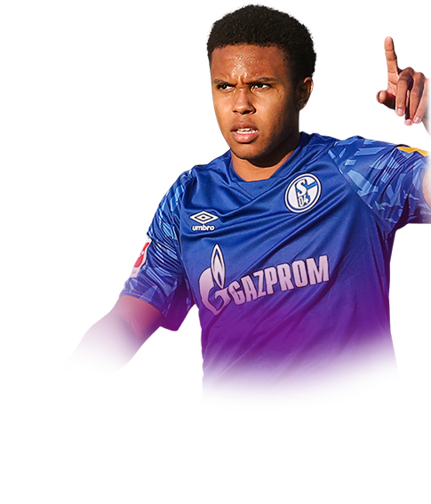 Weston McKennie fifa 20