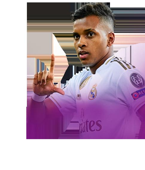 Rodrygo Silva de Goes fifa 20